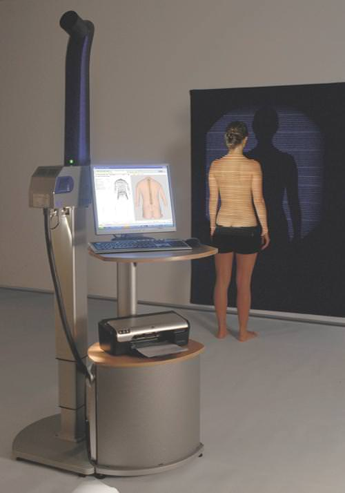 Spinometria mediante sistema Formetric Diers