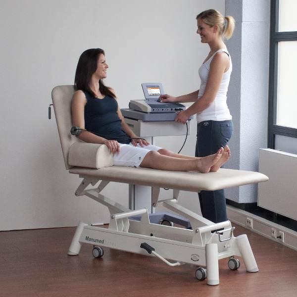 lettini per fisioterapia e massaggio professionali