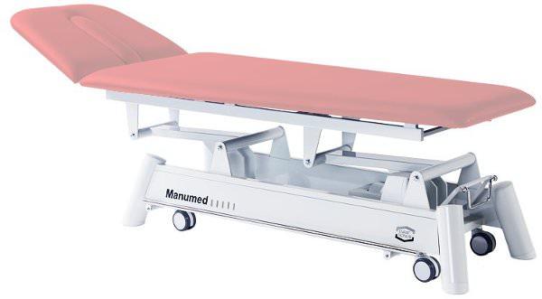 Lettino elettrico fisioterapia Manumed Optimal 2 sezioni