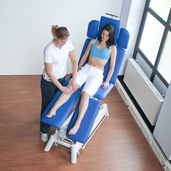 Lettino fisioterapia elettrico Manumed Osteo